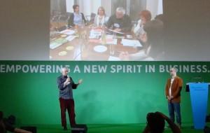 Bühne Karma Konsum Konferenz 2012