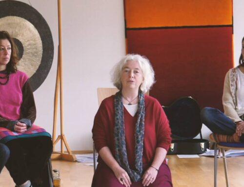Kathleen Battke, Symposium, Schloss Tempelhof 2017